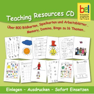 Teaching Resources CD - Sonderpreis!