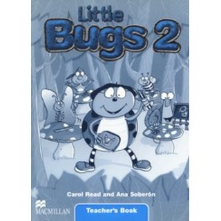 Little Bugs 2 Teachers Book