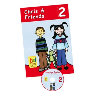 Chris & Friends 2 - Workbook with CD and Download Code