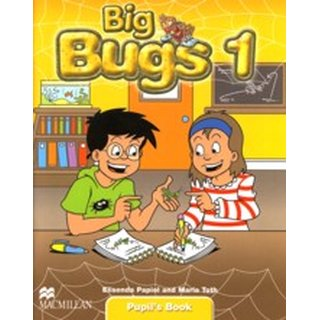 Big Bugs 1 Pupils Book