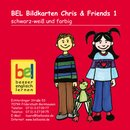 Chris & Friends 1 -  Bildkarten CD
