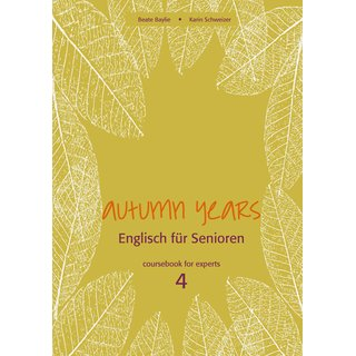 Autumn Years 4 - coursebook for experts