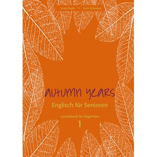Autumn Years 1 -  coursebook for beginners