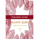 Autumn Years 2 - Teachers Guide Autumn Years intermed....