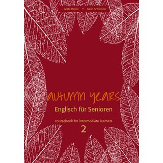 Autumn Years 2 - coursebook for intermediate learners