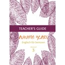 Autumn Years 3 - Teachers Guide Autumn Years advan. learners