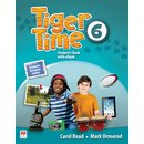 Tiger Time 6 Students Book with eBook