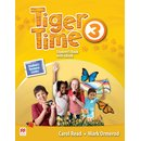 Tiger Time 3 Students Book with eBook