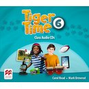 Tiger Time 6 Class Audio CDs