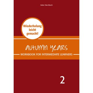 Autumn Years 2 - workbook