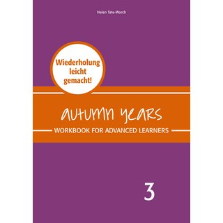 Autumn Years 3 - workbook