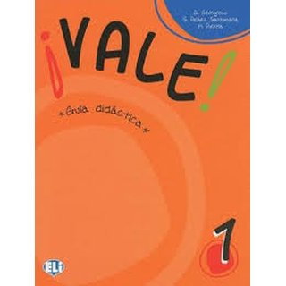 VALE ! 1 Guia didactica