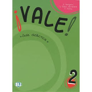VALE ! 2 Guia didactica