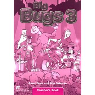 Big Bugs 3 Teachers Book