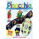 Theatrino Pinocchio - DVD Video included - Abverkauf zum...