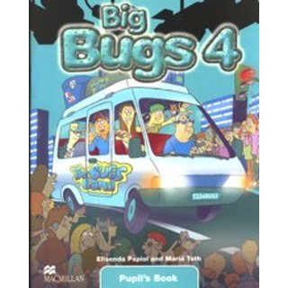 Big Bugs 4 Pupils Book