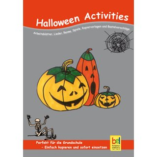 BEL Halloween Activities