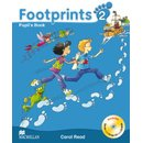 Footprints 2 Pupils Book Package mit CD, CD-Rom und...