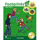 Footprints 4 Pupils Book Package mit CD, CD-Rom und...