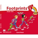 Footprints 1 - 3 Audio-CDs (Teachers CD)