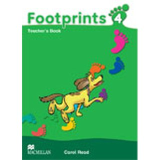 Footprints 4 - Teachers Book