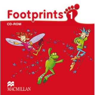 Footprints 1 - CD-Rom Pack with Photocopiables