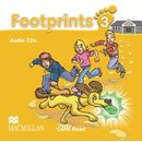 Footprints 3 - 3 Audio-CDs (Teachers CD)