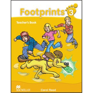 Footprints 3 - Teachers Book