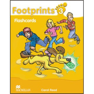 Footprints 3 - Flashcards