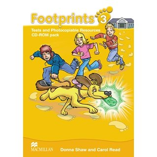 Footprints 3 - CD-ROM Pack with Photocopiables