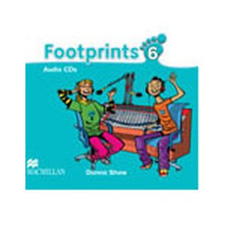 Footprints 6 - 4 Audio-CDs (Teachers CD)