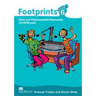 Footprints 6 - CD-ROM Pack with Photocopiables