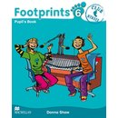 Footprints 6 Pupils Book Package mit CD, CD-Rom und...