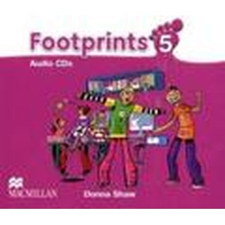 Footprints 5 - 4 Audio-CDs (Teachers CD)
