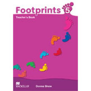 Footprints 5 - Teachers Book