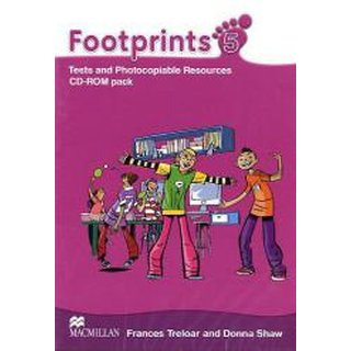 Footprints 5 - CD-ROM Pack with Photocopiables