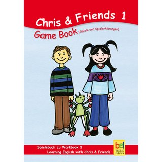 Chris & Friends 1 - Game Book